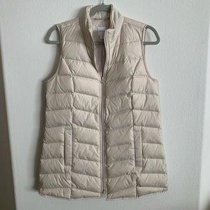 J Jill down vest